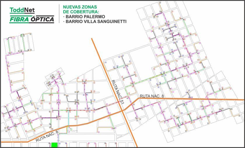 Plano Nueva Zona Cobertura AGO 2018
